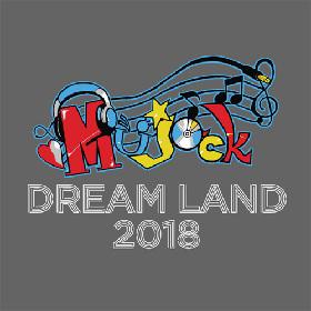 関西から音楽シーンを盛り上げるべくイベント『Mujack Dream Land 2018』にAge Factory、ircle、テスラは泣かない。ら10組発表