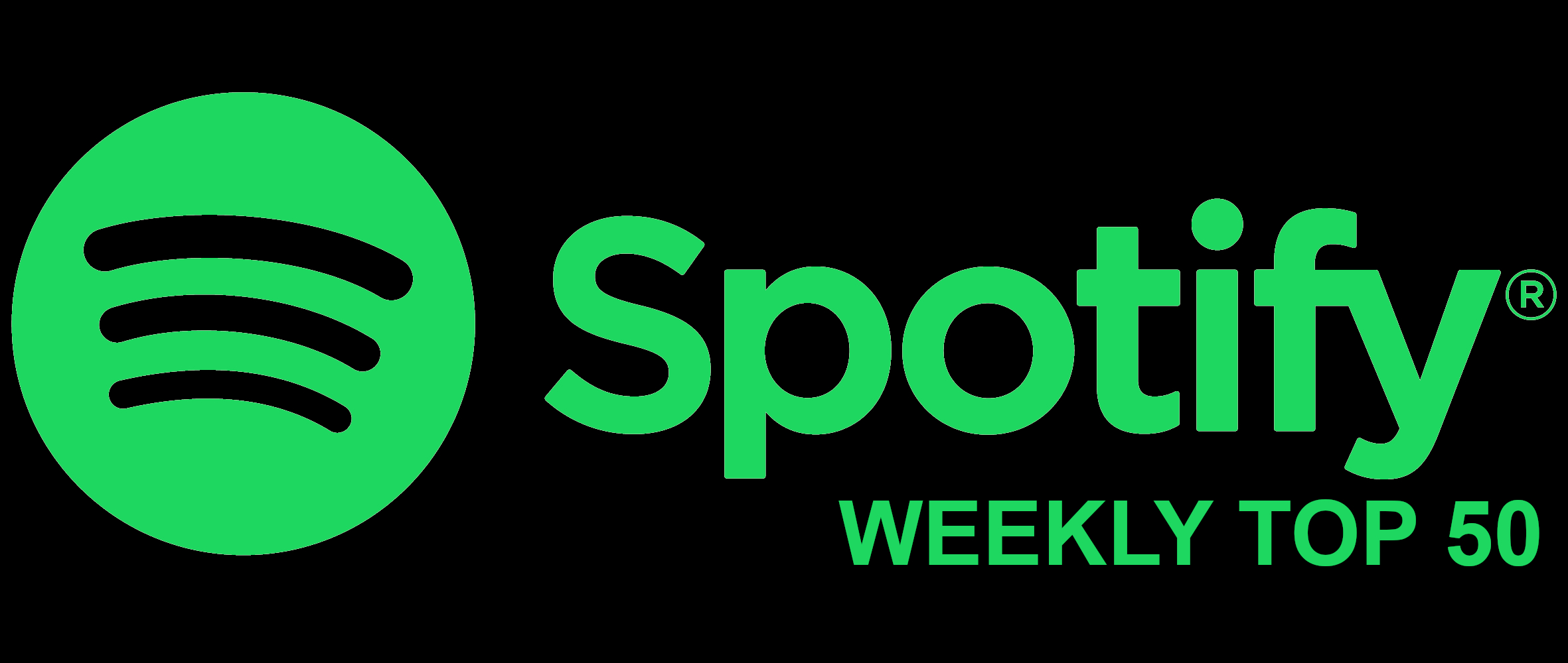 【Spotify Charts】 WEEKLY TOP 50