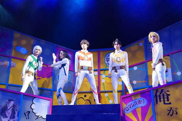 劇団番町ボーイズ☆ 第8回本公演「ニーテンナナゴー」より。