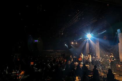 androp、全国ツアーの開催を発表 「バンド」「弾き語り」編成で実施