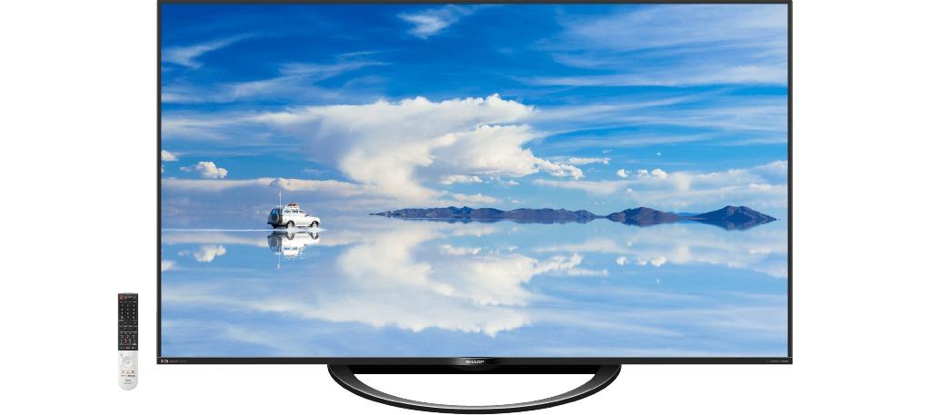 液晶テレビ 8K AQUOS 70V型