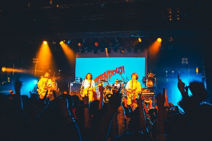 TENDOUJIが音楽愛とバンド愛によって辿り着き、作り上げた光景は