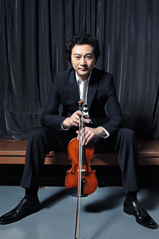 中国国家交響楽団ヴァイオリン独奏 吕思清(リュ・スーチン)