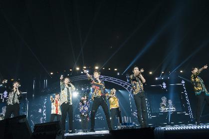 SUPER JUNIORが日本公演で10万人を動員 全28曲を全力パフォーマンスし「時間が経っても、僕たちがみなさんの愛に応えていけたら」