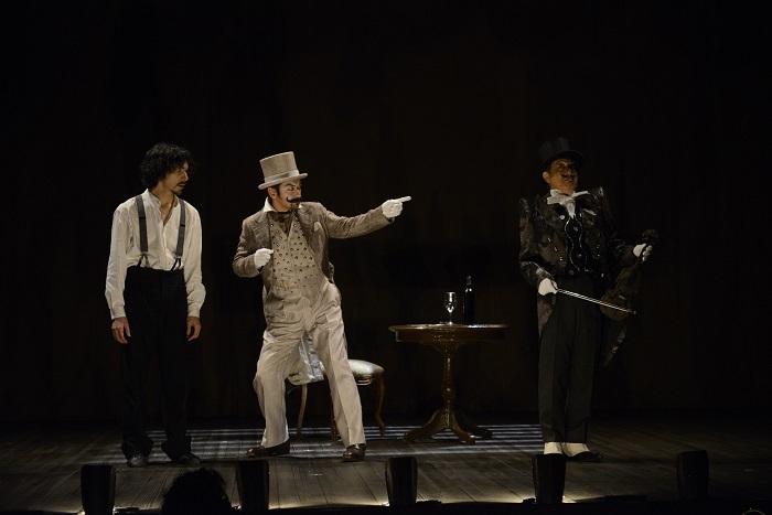 『兵士の物語2014』より/撮影:山田穀