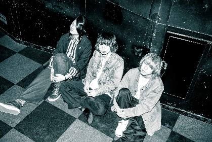 Maki 思慮深い言葉の使い方で数多いる歌ものロックバンドに差をつける、名古屋の3人組が1stフルアルバム『RINNE』に込めたもの