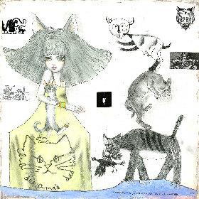 宇野亞喜良の原画展『綺想曲』が開催に 最新作30余点を展示