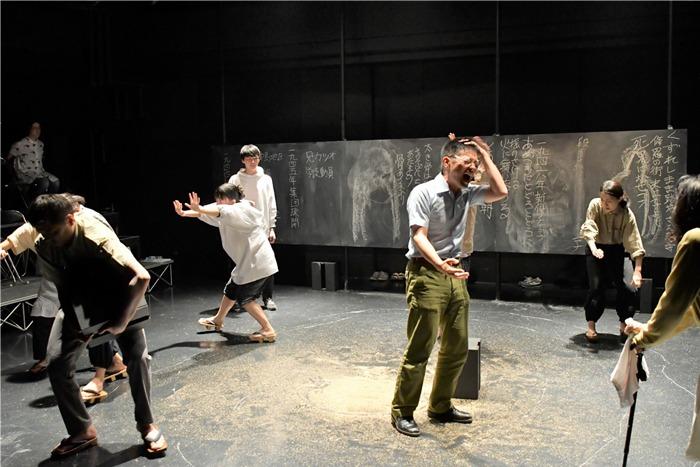 広島アクターズラボ 五色劇場『新平和』(2019年)