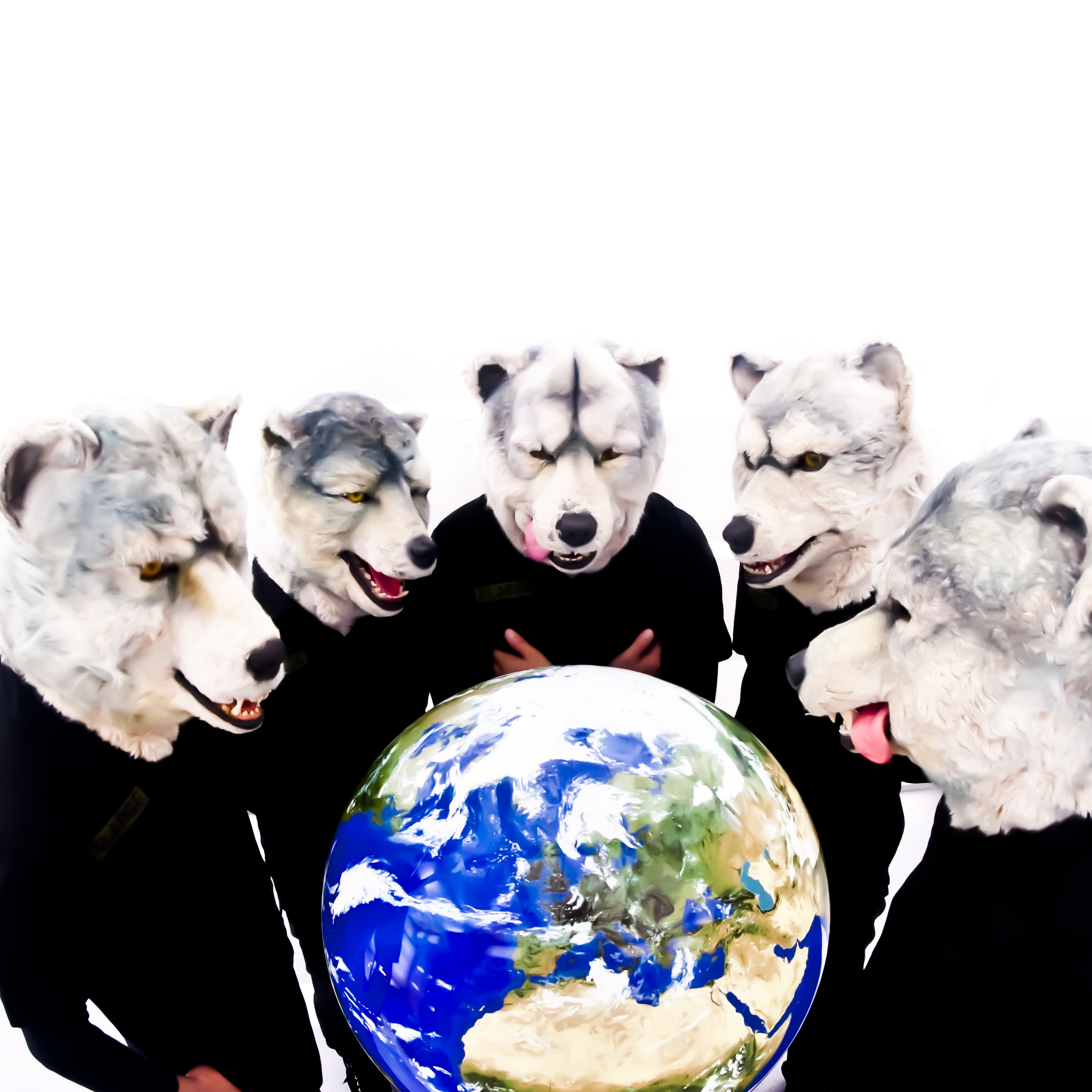 MAN WITH A MISSION『MASH UP THE WORLD』