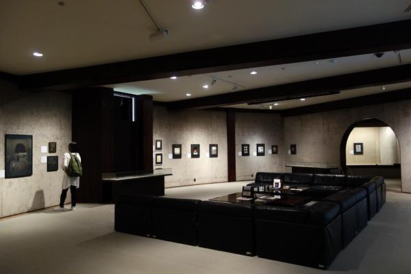 松濤美術館 二階展示スペース