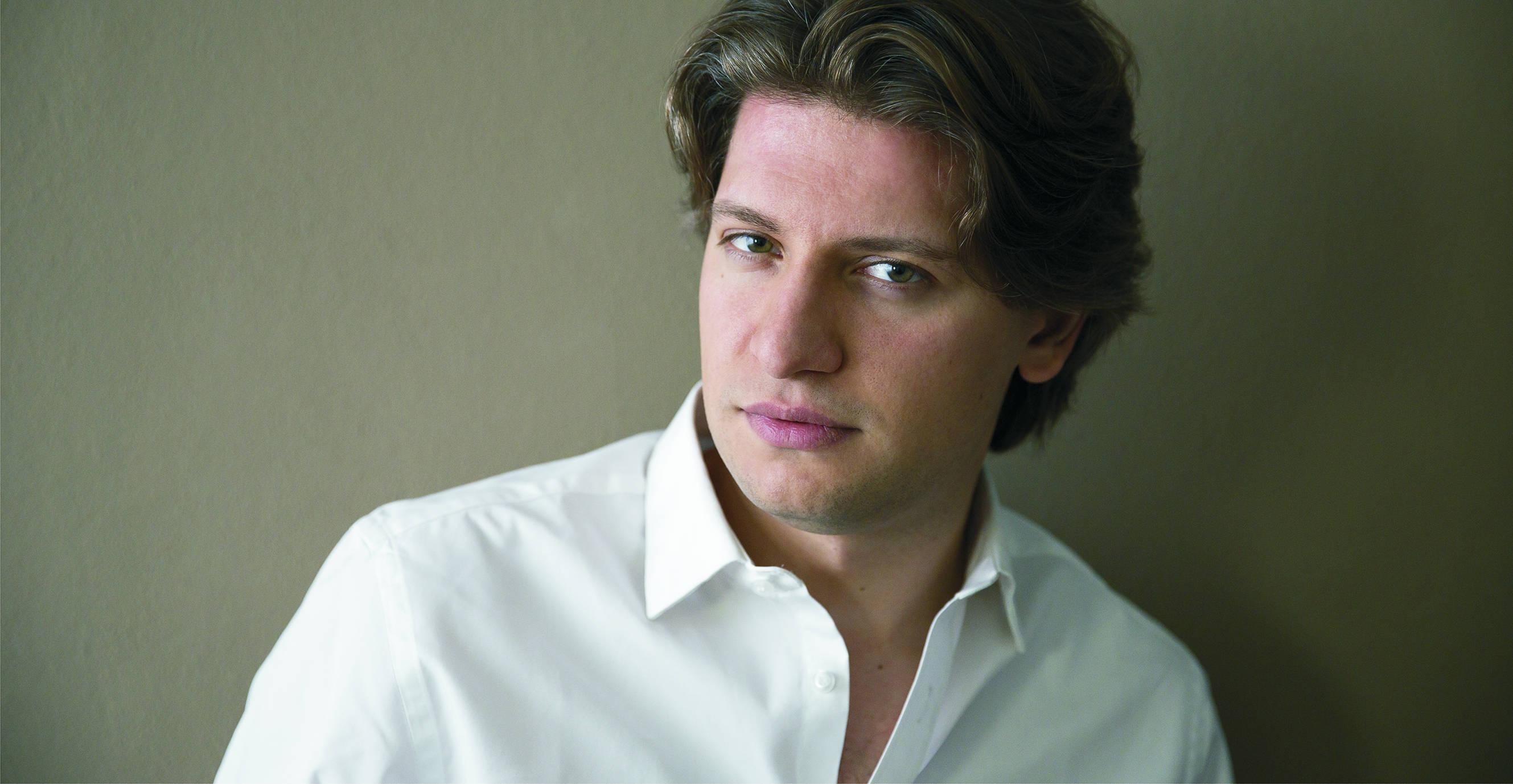 ダニエーレ・ルスティオーニは最も注目を集める「イタリア三羽烏」の一人だ © Davide Cerati