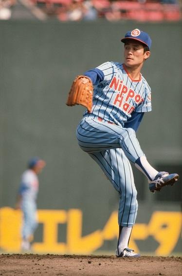 8日(金)の第1戦に登場する木田勇氏 写真:ベースボールマガジン社
