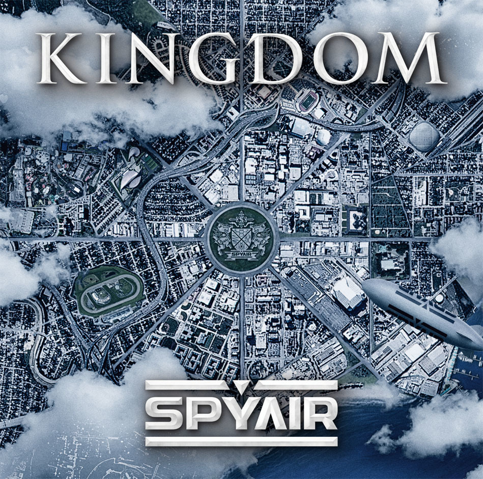 SPYAIR『KINGDOM』通常盤