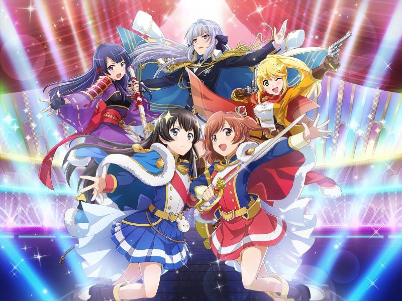 『少女☆歌劇 レヴュースタァライト -Re LIVE-』 (C)Project Revue Starlight