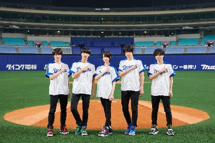 マジプリ×SPYAIR再び MAG!C☆PRINCEがCBC野球中継テーマソング「Magic Dragons」で中日ドラゴンズを応援