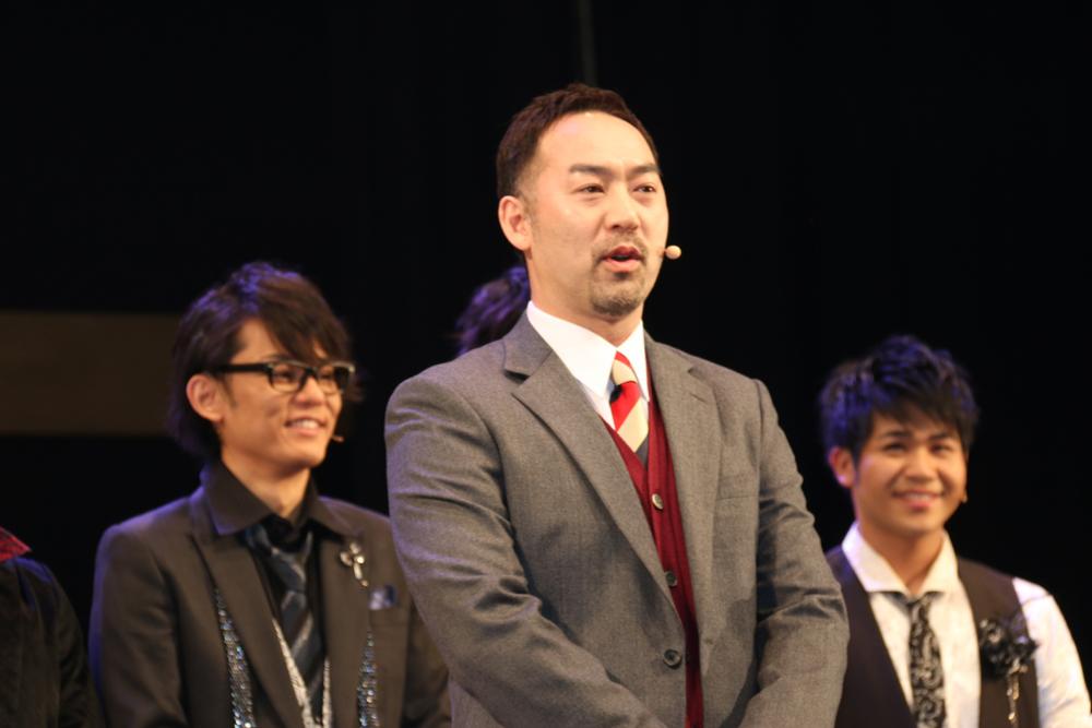 福井晶一「私のホストちゃん THE FINAL~激突!名古屋栄編~」
