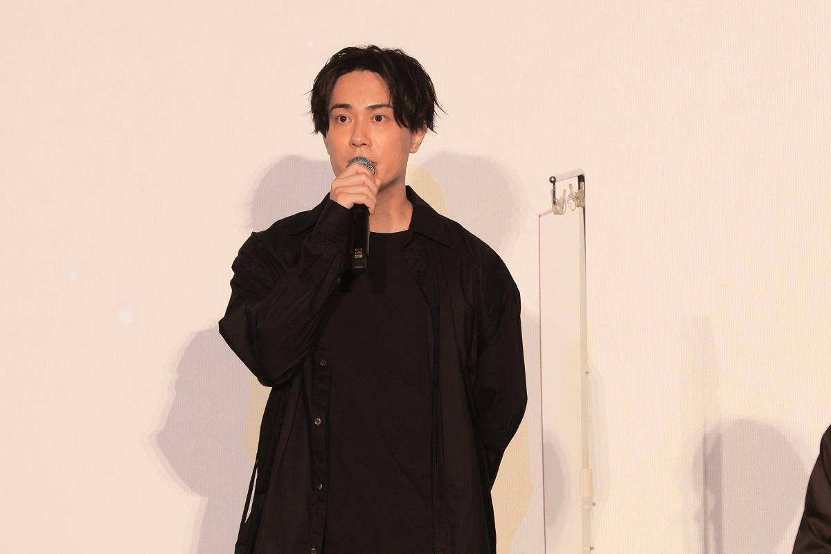 鈴木達央(水澄京平役) (C)2020武蔵野創・小学館/灼熱カバディ製作委員会