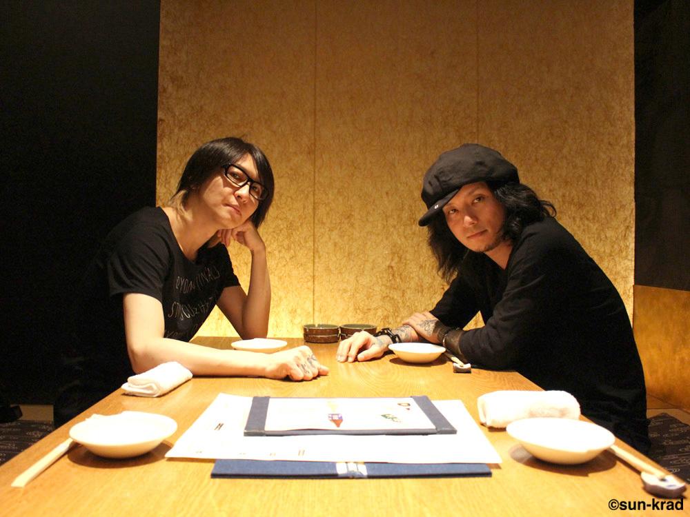 LM.C/Aiji、DIR EN GREY/薫
