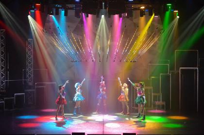 河西智美ら出演「セーラームーン」ショー開幕、5戦士があの曲を披露