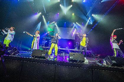"""IVVY 初の東名阪ワンマンツアーで示した夢への布石、""""通過点""""と言い切れるマイナビBLITZ赤坂"""