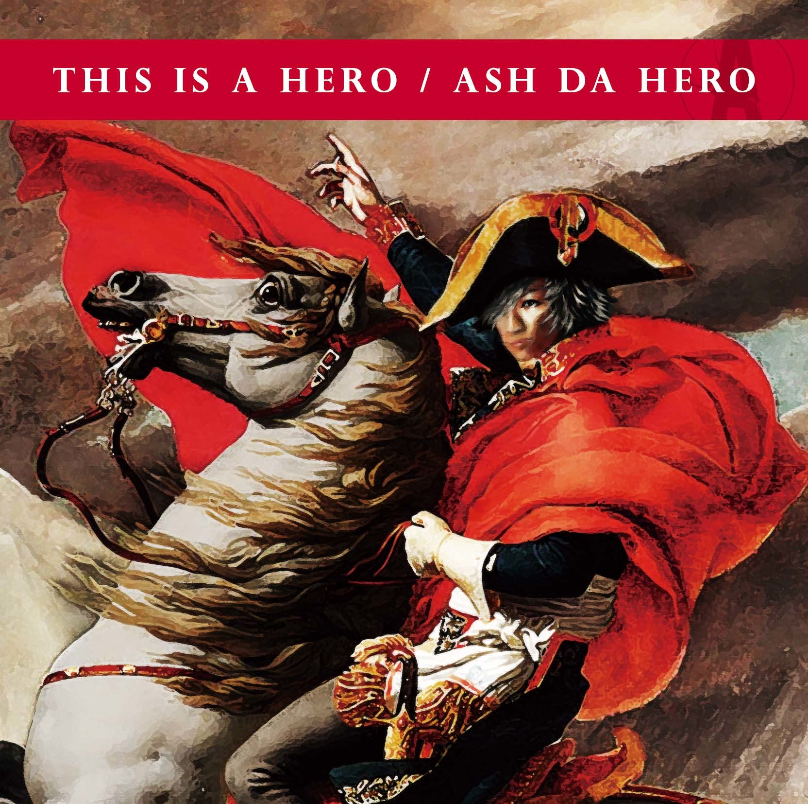 ASH DA HERO『THIS IS A HERO』