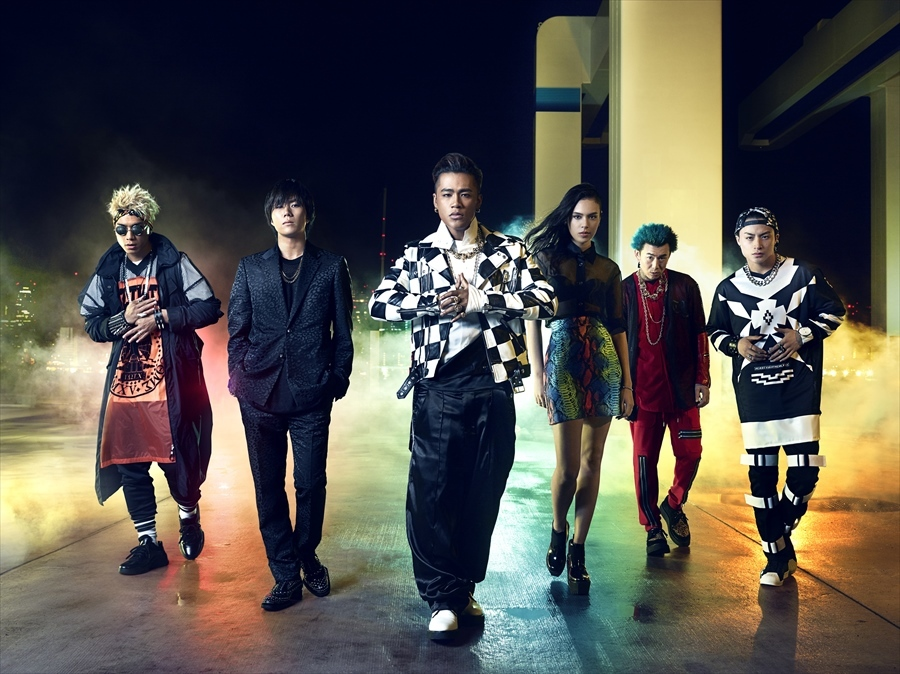 MIGHTY WARRIORS 『HiGH&LOW~THE STORY OF S.W.O.R.D.~』Season2より