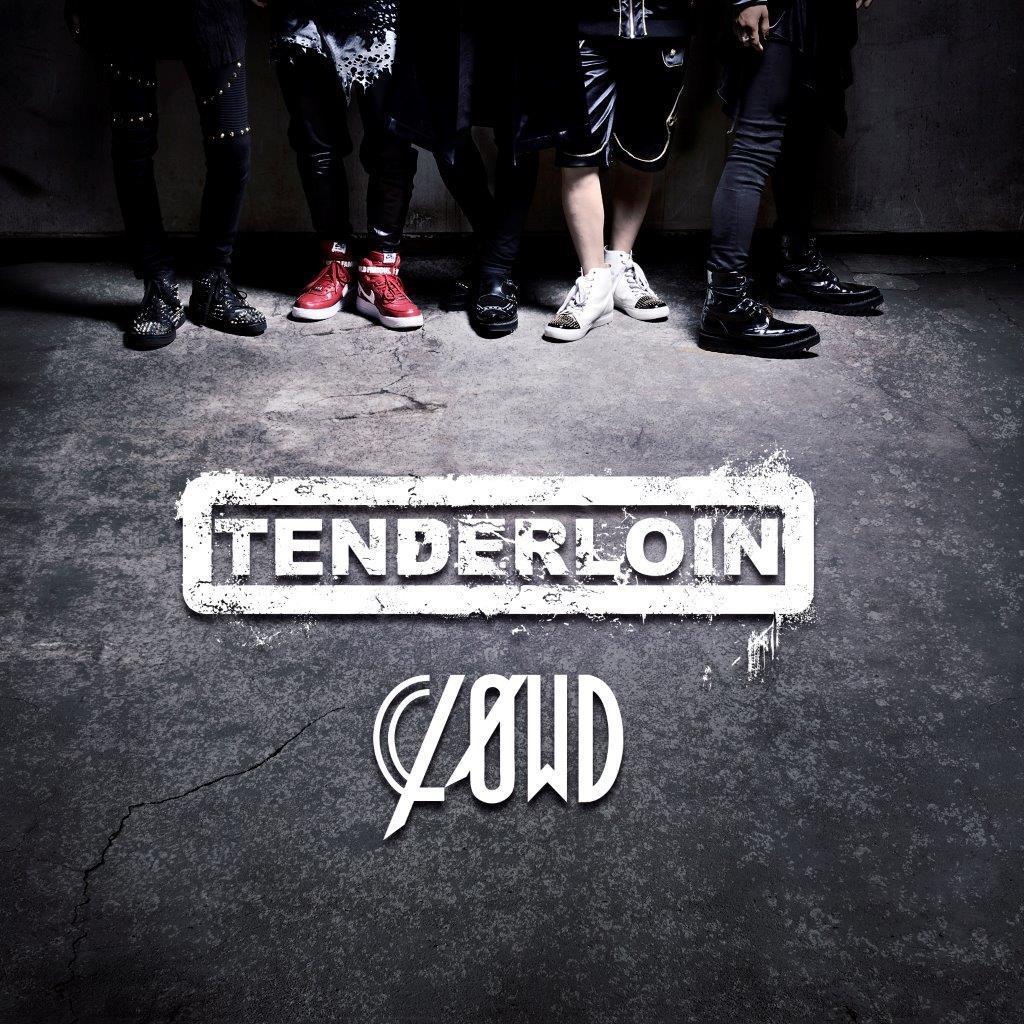 CLØWD『TENDERLOIN』初回生産限定盤