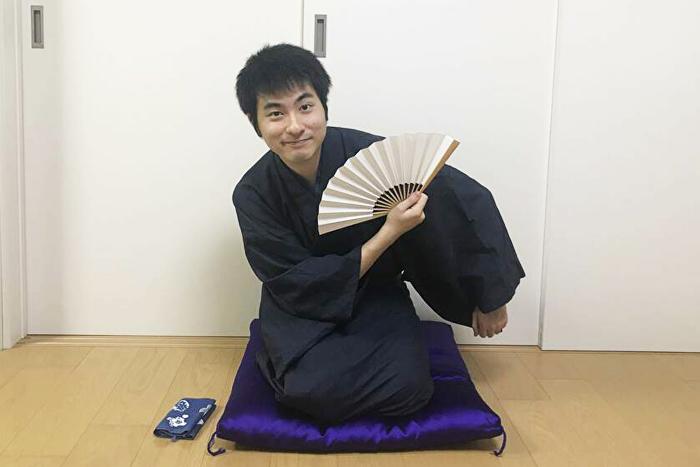 駒々亭孔志(駒澤大学落語くらぶ)