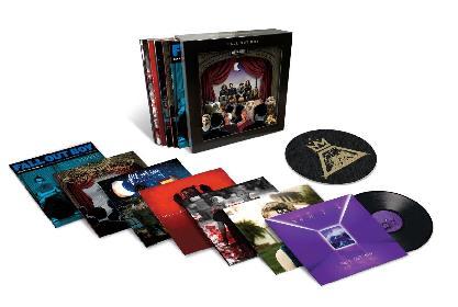 フォール・アウト・ボーイ、全スタジオ・アルバム収録のアナログ盤のボックス・セットをリリース