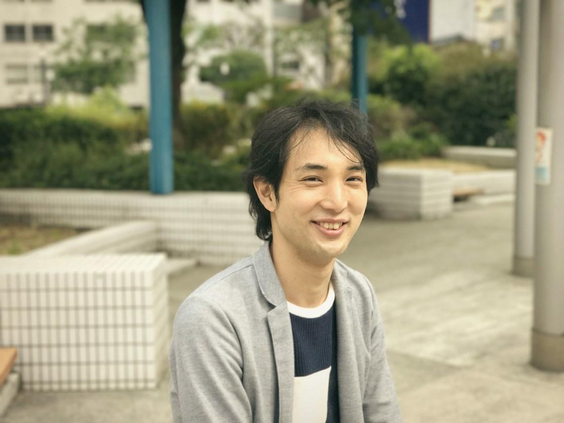 大熊隆太郎(劇団壱劇屋) [撮影]吉永美和子