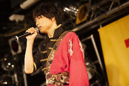 山崎育三郎、カバーアルバム発売記念リリースイベントを開催 「お祭りマンボ」ほか生歌を披露