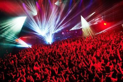the GazettE 2019年2月からライブハウスツアー開催