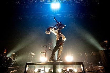 MIYAVI 「世界中どこにいても、同じ空の下で、みんなと繋がっている」Japan Tour 2019ファイナル札幌公演の公式レポが到着