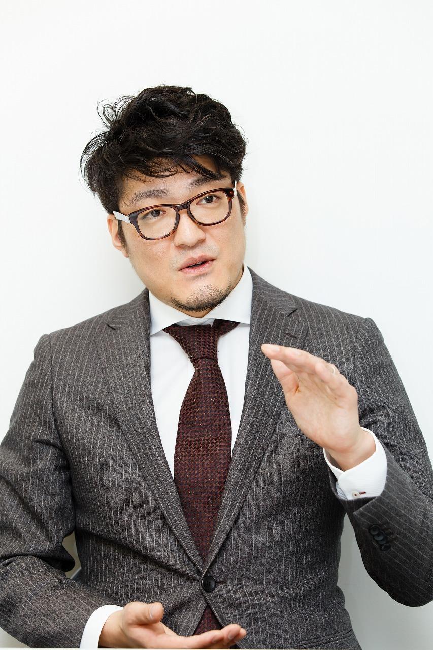 西村悟  撮影=中田智章