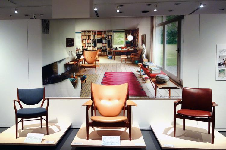 椅子(チーフテンチェア) フィン・ユール ※中央