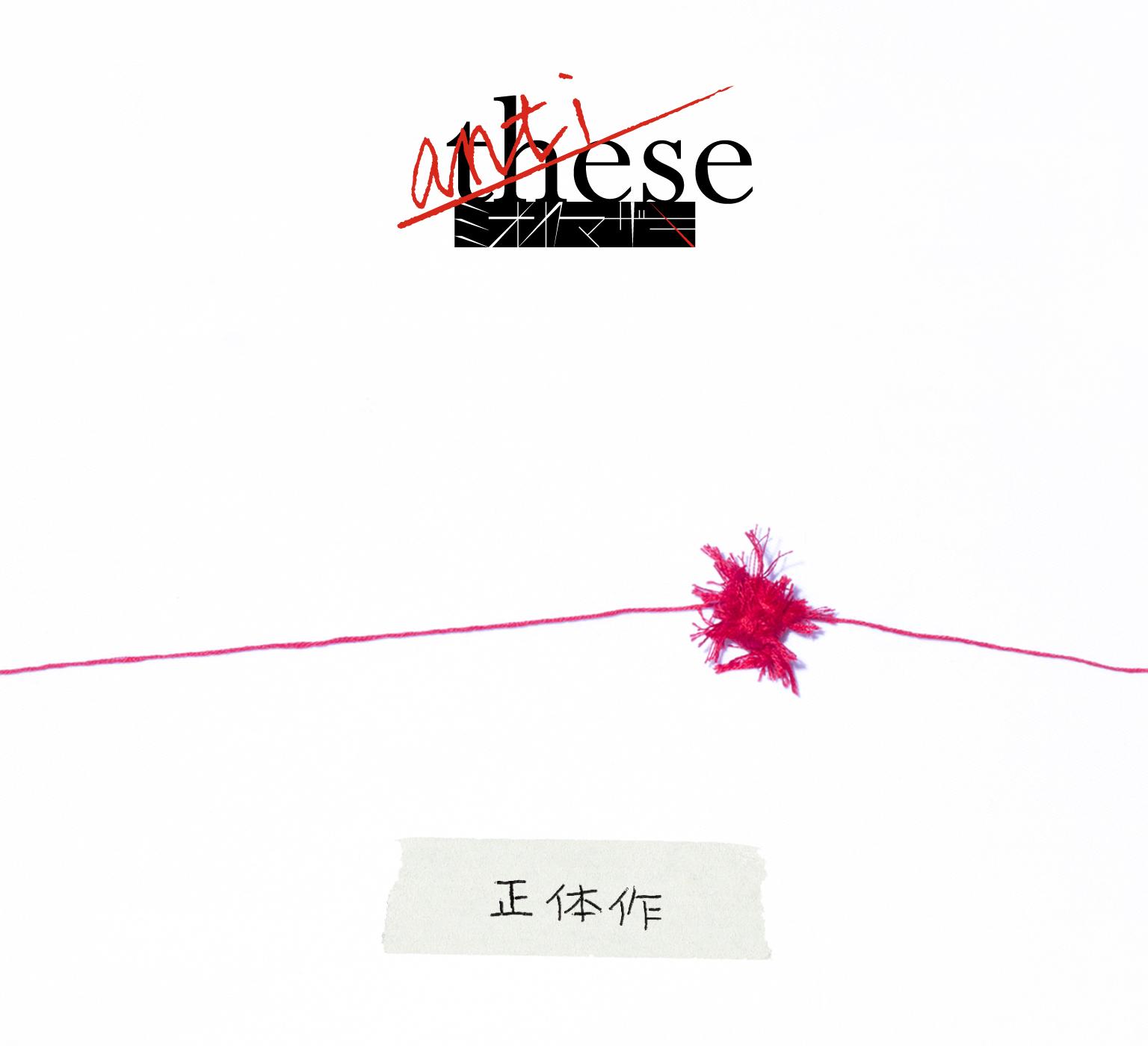 ミオヤマザキ『anti-these』初回盤B