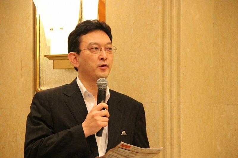 株式会社ジャパン・アーツの二瓶 純一代表取締役社長