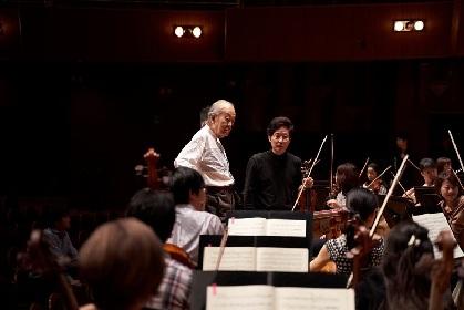 大阪交響楽団 首席ソロコンサートマスター森下幸路に聞く!