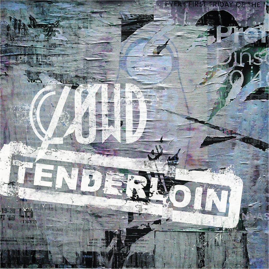 CLØWD『TENDERLOIN』通常盤