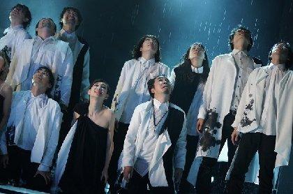 AND ENDLESS結成20周年記念公演は西田大輔と行く物語の航海!『ENDorphin』開幕