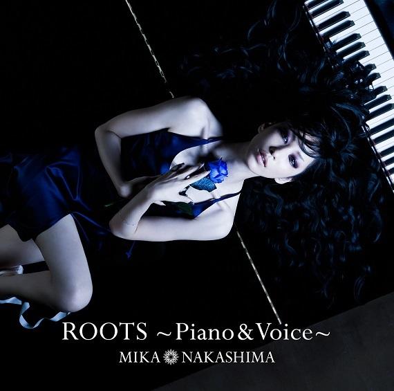 中島美嘉『ROOTS~Piano & Voice』初回盤