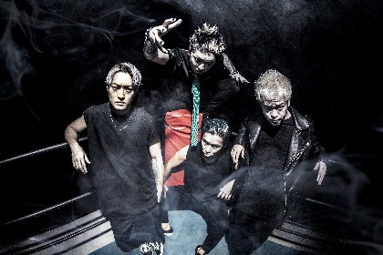 SiM 新アルバムリリースのプレツアーとして全国ツアーの開催が決定