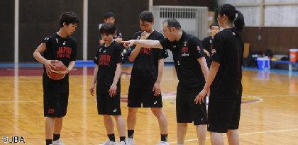 バスケ女子U24代表がアメリカら3カ国と対戦 アジア杯でV貢献した藤岡も選出