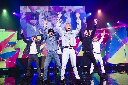 """NCT DREAM 初の単独日本ツアー開幕、""""等身大の男の子""""の姿も披露"""