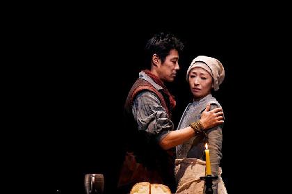 堤真一、松雪泰子らが人間の尊厳と愚かさを描く A・ミラーの傑作戯曲『るつぼ』ついに開幕