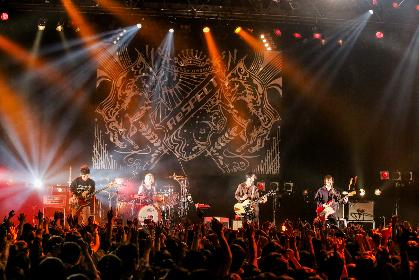 """ストレイテナー、SUPER BEAVER、BIGMAMA ーー3組の対バン """"リスペクト""""を全力で表現したライブ"""