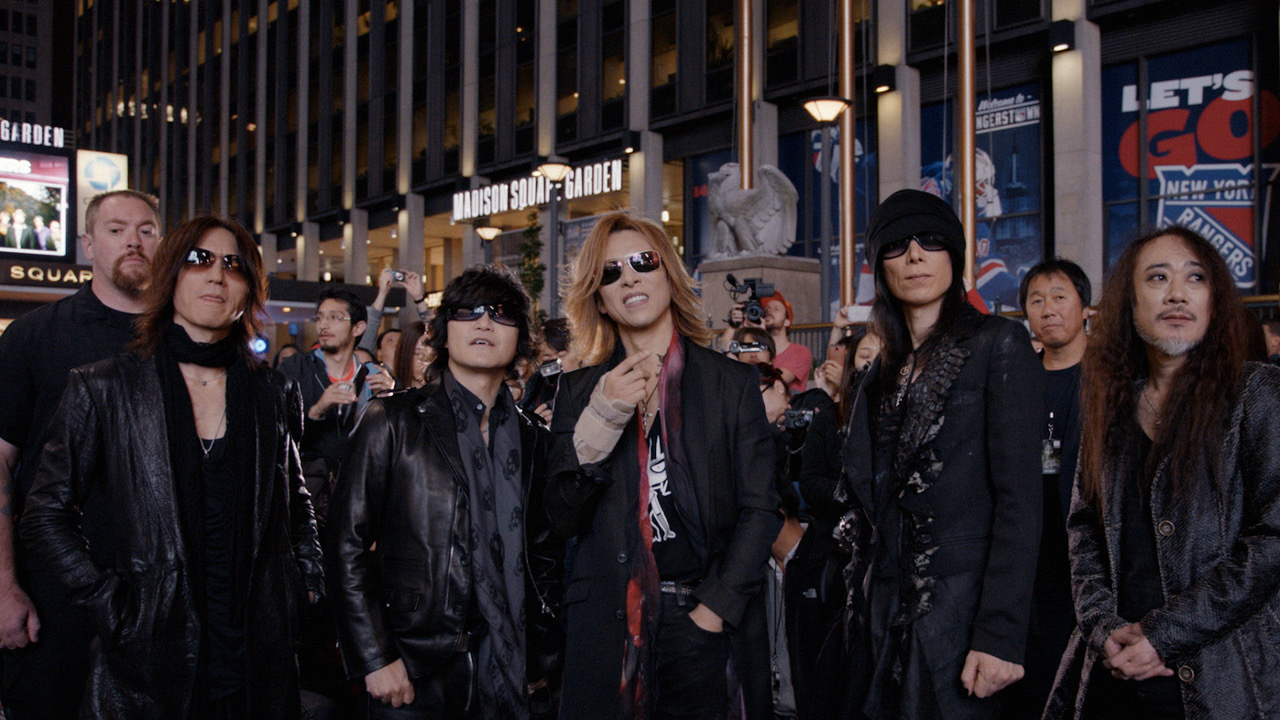 X JAPAN 映画『WE ARE X』  (C)2016 PASSION PICTURES LTD.