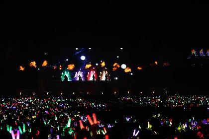 """浦島坂田幽霊船、横浜アリーナで盛大にハロウィンパーティー """"いつもとは違う""""4人のエンターテイナーが今年見せた姿"""