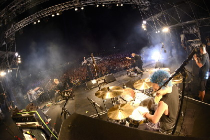 「やっぱりライブは最高!」SiM主催DEAD POP FES終宴