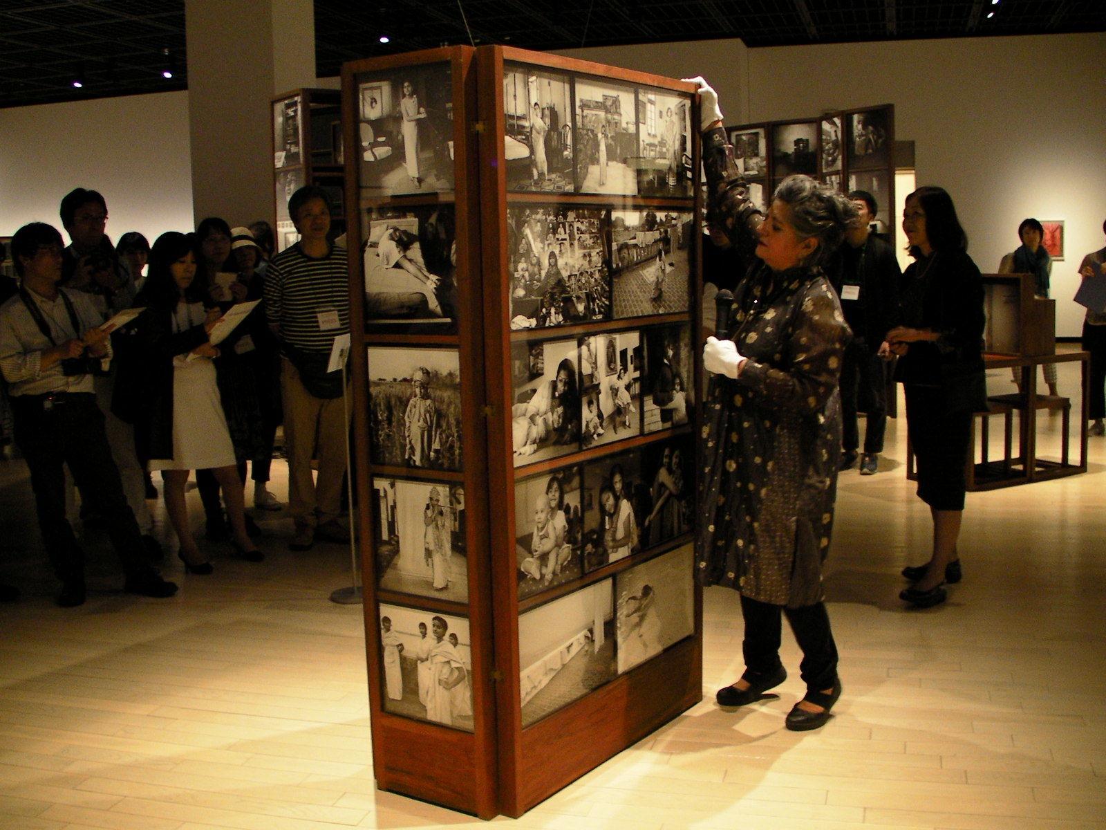 「美術館」を自在に動かすダヤニータ